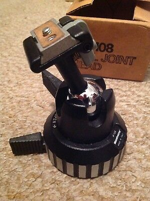 MANFROTTO 108 Ball Joint Tripod Head