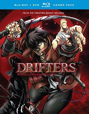 NEW Drifters: The Complete Series [Blu-ray] (2017)