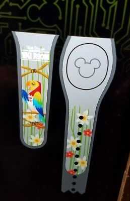 Disney ENCHANTED TIKI ROOM JOSE GRAY Magic Band 2.0 Magicband Parks New