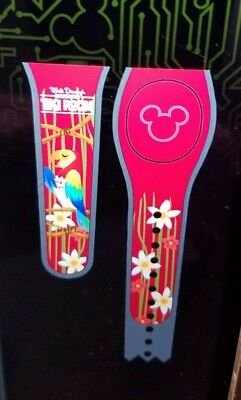 Disney ENCHANTED TIKI ROOM JOSE RED Magic Band 2.0 Magicband Parks New