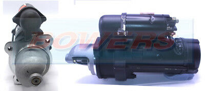 BRAND NEW STARTER MOTOR 12V 10TOOTH DRIVE 2.5kW C/W DELCO REMY 28MT TYPE CUMMINS