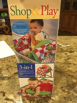 Infantino Shop & Play 3 in 1- New in Box Never Used