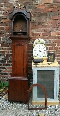 antique longcase grandfather spares or repairs UK delivery available