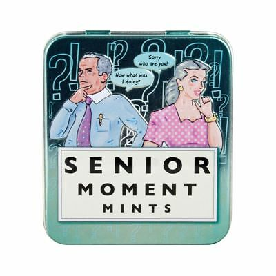 Senior Moments Mints -  Novelty - Joke - Fun Secret Santa Gift