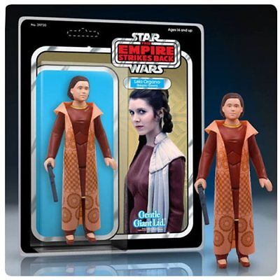 Star Wars Empire Action Figure Princess Leia Jumbo Vintage - Preorder Luglio