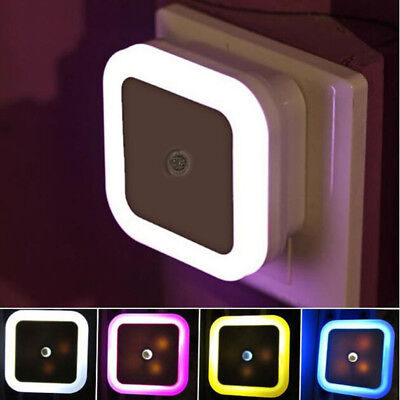 Home LED Induction Night Light Lighting-control Automatic Sensor Toilet Lamp