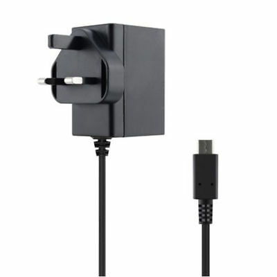 Fast Charger Adaptor / Adapter Charger UK Plug for Nintendo Switch UK SELLER