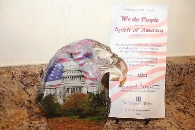 2001The Hamilton Collection  We The People  Spirit Of America