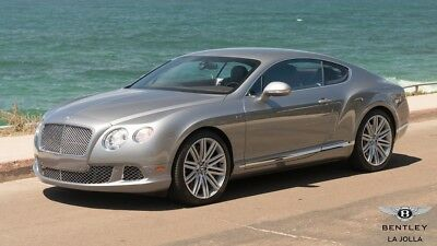 2014 Continental GT Speed