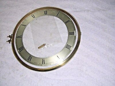 Clock  Parts ,   Larger   Bezel,  With  Chapter  Ring