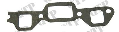 Fordson Major, Exhaust & Inlet  Manifold Gaskets  Inline Holes PAIR