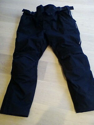 Motorcycle armour trousers