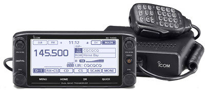 ICOM ID 5100 (DELUXE VERSION) Dual Band VHF/UHF/FM Transceiver - D Star Radio