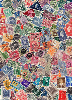 Netherlands - Valuable Collection - All Older Many Better - 200+ Stamps! - Look!
