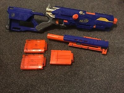 Nerf Longstrike CS 6