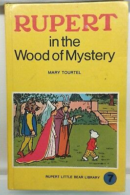 Rupert in the Wood Mystery