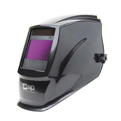 SIP 02884 Meteor 2300 Large Viewing Auto Headshield & Grinding Welding Mask