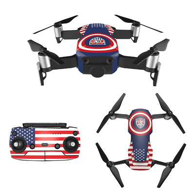 FIFA World Cup Drone Stickers Controller Decal Skins Full Set for DJI Mavic Air