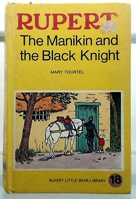 Rupert - The Manikin and the Black Knight