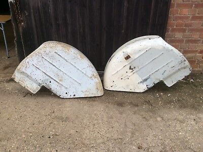 Ford Tractor Original 3000 Wings/mudguards Stamped FOMOCO. Fordson.