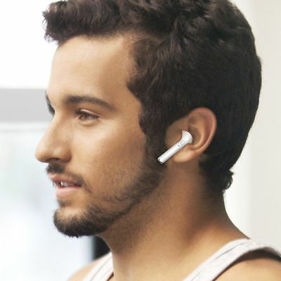 HBQ i7 Mini Wireless Bluetooth Headset 4.1+EDR Music Earphone For IOS Android US