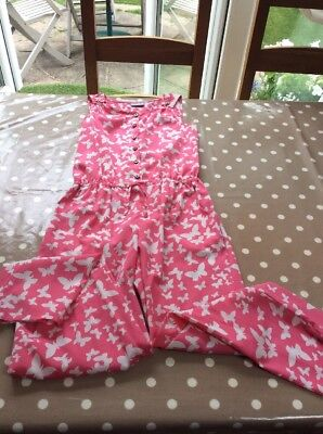girls jumpsuit age 10 From Matalan