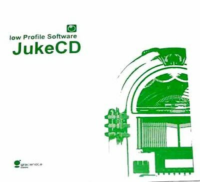 Juke CD Label Making Software and 100 Label Making Cards For CD Jukeboxes