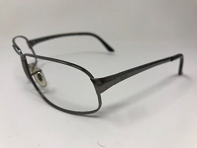 7c678e8767 Ray-Ban Mens Sunglass Frame Italy Wrap RB3343 004 58 63-12mm Gunmetal