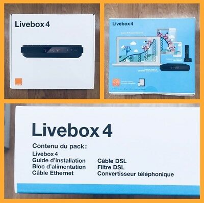 Livebox 4 Orange