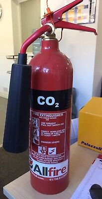 2kg Co2 Fire Extinguisher Carbon Dioxide
