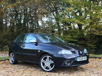 Seat Ibiza FR 1.9 tdi 5dr pd130 6 speed, FSH, long MOT, similar to Fabia VRS