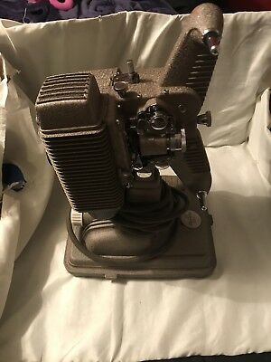 Vintage Revere Model 85 8mm projector With Case