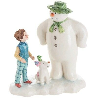 The Snowman 'Lets Go On An Adventure' By John Beswick