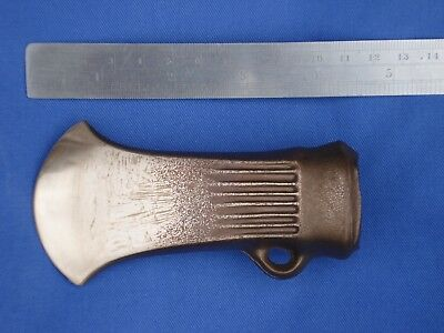 Late Bronze Age FLAG FEN decorated socket axe. Reproduction