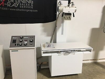 Americomp Veterinarian X-ray System with Brand New Table