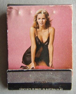 Penthouse Bistro Matchbook