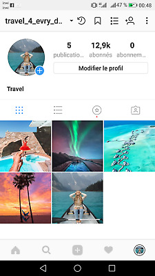 Instagram Account 10K+ Active And Real