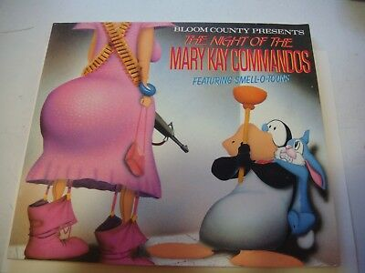 Vintage Bloom County The Night of The Mary Kay Commandos Pre-Owned lot #103