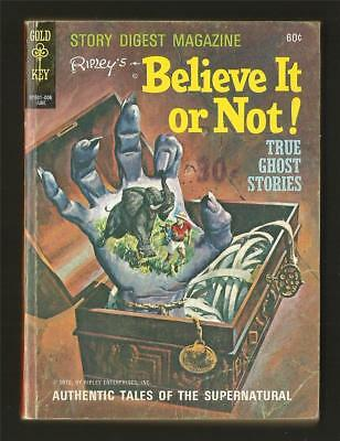 Ripley's Believe it or Not Story Digest Mag. #1, June 1970