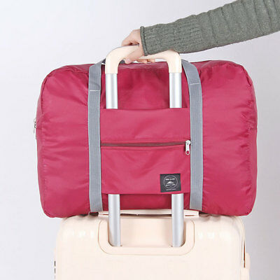 Folding Waterproof Travel Bag Light Portable Shoulder New Handbag Tote Shopper