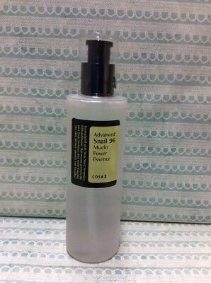 COSRX Advanced Snail 96 Mucin Power Essence 3.38 oz EXP 2019/08/06 NO BOX