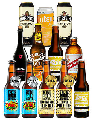 12-Pack Premium Christmas Craft Beers Mixed Case RRP $129 Free Shipping