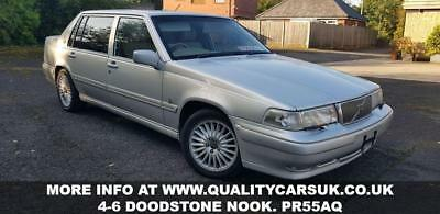 1997 P Volvo S90 2.9 Royal Low Mileage! New Import!