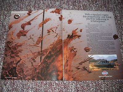 "1990 Nissan Pickup Hardbody Ad Advertisement 2 Page 10.5"" x 16"" Poster"