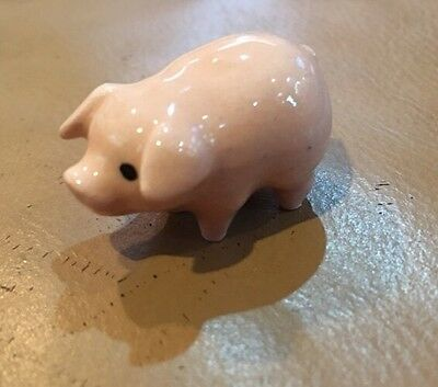 Pink BROTHER Pig Hagen-Renaker Miniature Hagen Renaker American Made