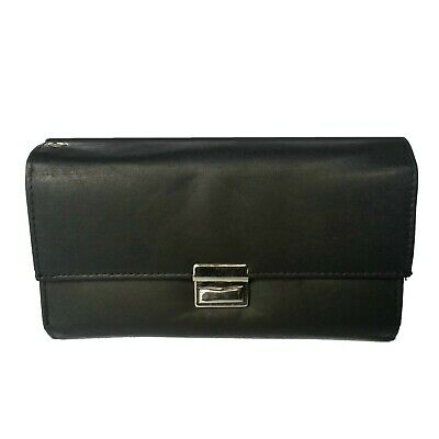 Leather Server Wallet Waiter Wallet Taxi Purse Bag Purse Purse