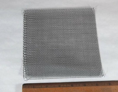 "New Wire Gauze 6.5"" Square For Bunsen Burner Applications"