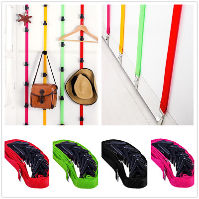 AU Back Door Cap Hats Holder Rack Organizer Storage Closet Hanger Space Saving