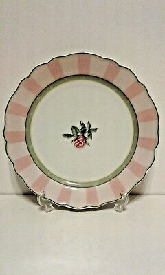 Wedgwood English Cottage Peppermint Rare Salad Plate Mint/Pristine