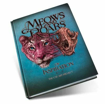 Meows And Roars Of Inspiration: The Car Art Project Vorlagen-Buch para Tatuador